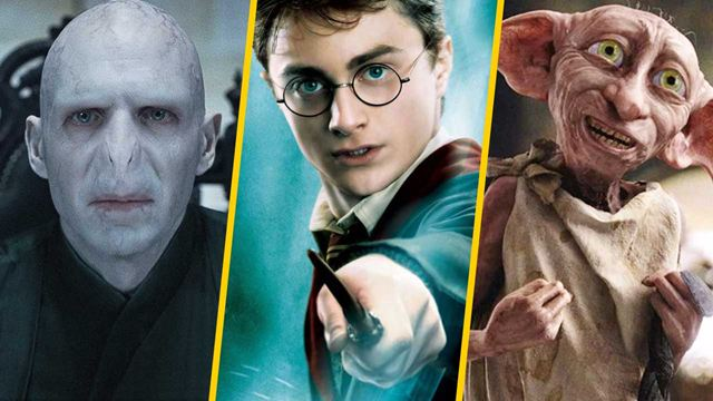 'Harry Potter': 16 personajes de los libros que no llegaron a las películas