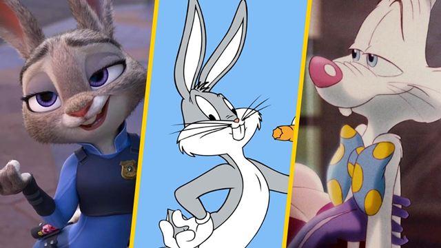 Bugs Bunny y los 9 conejos más famosos del cine y la televisión