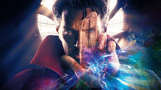 Revelan arte inédito de Doctor Strange con capa azul