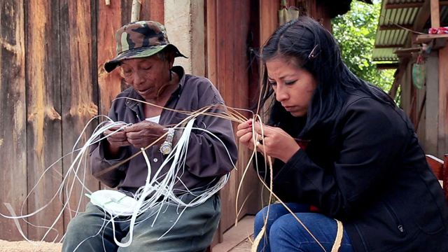 'Tote_Abuelo': El difícil reto detrás de un documental tsotsil