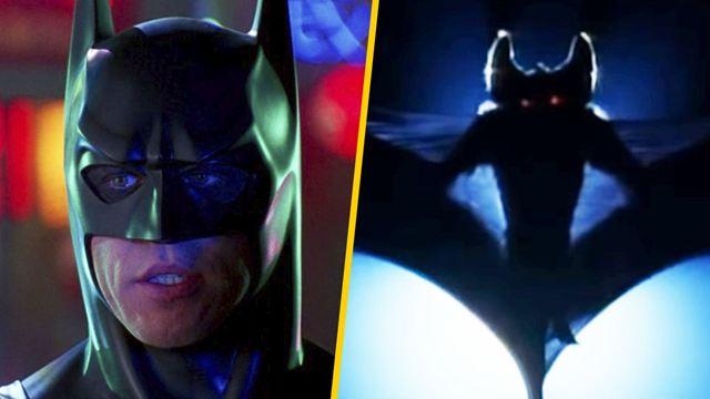 'Batman eternamente': La extraña escena eliminada que pocos recuerdan