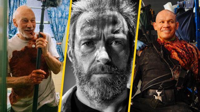 'Logan': 20 imágenes nunca antes vistas y secretos del rodaje de la película