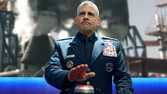 'Fuerza Espacial': Lo bueno y lo malo de la serie de Steve Carell para Netflix