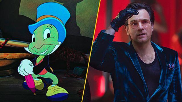 'Pinocho': Ewan McGregor será Pepe Grillo en la película de Guillermo del Toro