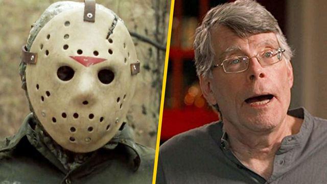 Stephen King quiere relatar 'Viernes 13' desde el punto de vista de Jason Voorhees