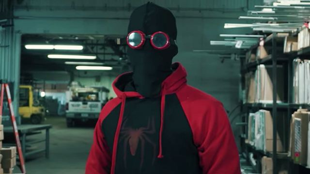 'Spider-Man': Crean asombroso corto live-action de Miles Morales