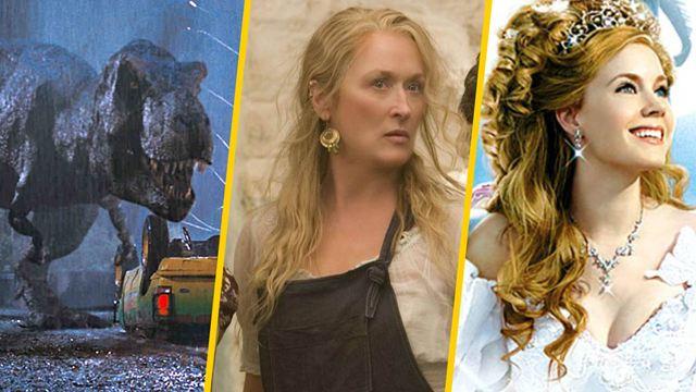 Netflix salidas julio 2020: 'Jurassic Park', 'Encantada', 'Mamma Mia!' y más se van del catálogo