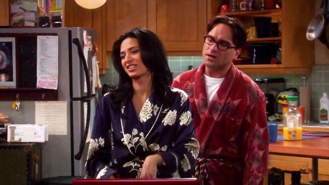 'The Big Bang Theory': Descubren inédito detalle sobre Priya Koothrappali y ¿su boda?