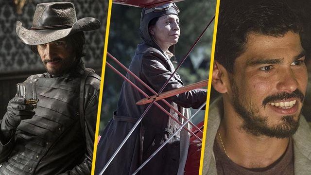Verónica Falcón en 'Perry Mason' y 5 actores y actrices latinos en series de HBO