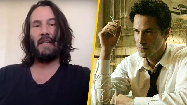 'Constantine': A 15 años del estreno Keanu Reeves y compañía se reunieron - Comic Con 2020