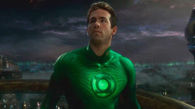 Ryan Reynolds revela su versión de 'Linterna Verde' con todo y cameo en 'Liga de la Justicia'