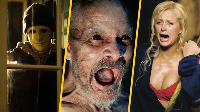 10 películas de terror en Netflix que realmente asustan