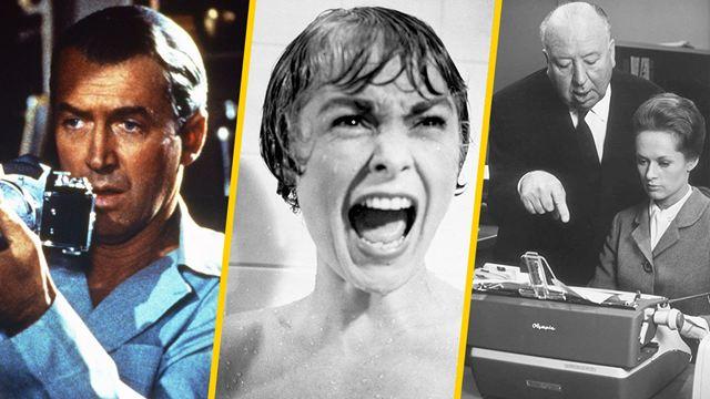 'Psicosis' cumple 60 años de su estreno y HBO preparó un tremendo especial de Alfred Hitchcock
