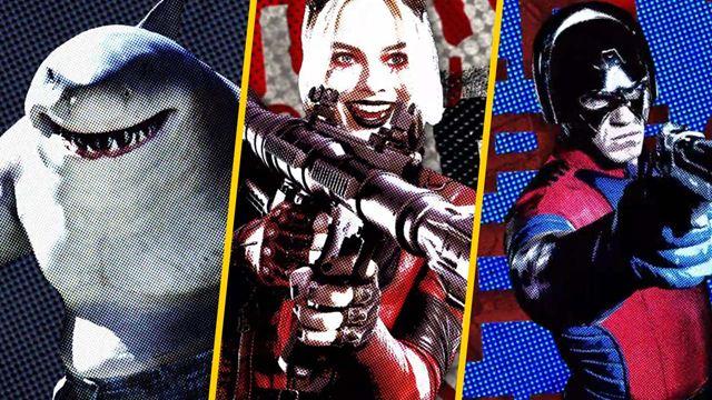 'El Escuadrón Suicida': ¿Quién es quién en la película de James Gunn?