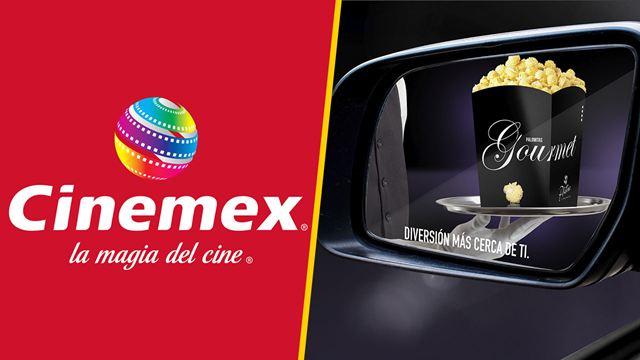 Cinemex abre el primer autocinema techado en la Ciudad México y así quedan los precios por boleto