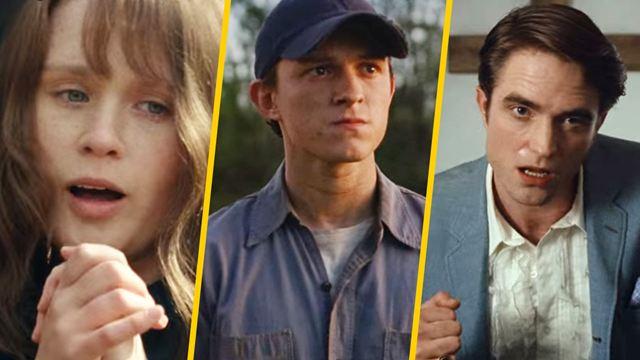 'El diablo a todas horas': ¿Quién es quién en el reparto de la película de Netflix?