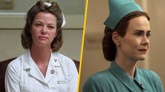 'Ratched': ¿Quién es la enfermera Mildred Ratched, protagonista de la serie de Netflix?