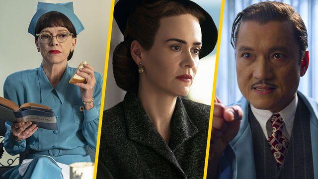'Ratched': ¿Quién es quién en el reparto de la serie de Netflix?