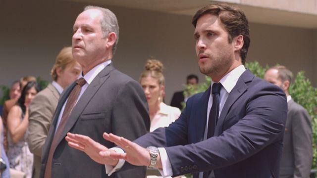'Nuevo orden': Hay una advertencia al final de la película de acuerdo con Diego Boneta