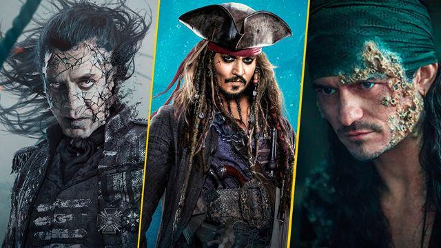 'Piratas del Caribe: La venganza de Salazar': 15 datos que todo fan debe saber sobre la película