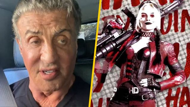 'El Escuadrón Suicida': Sylvester Stallone confirma participación en la película