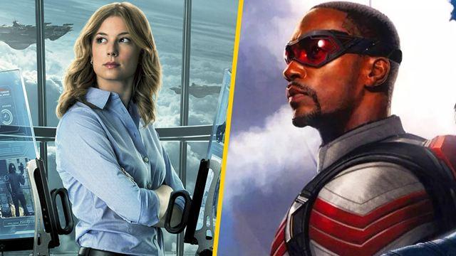 Se revela lo que ocurrió con Sharon Carter después de 'Capitán América: Civil War'