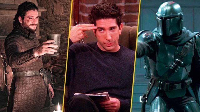 Top 10: Errores imperdonables en 'The Mandalorian', 'Friends' y más series de TV