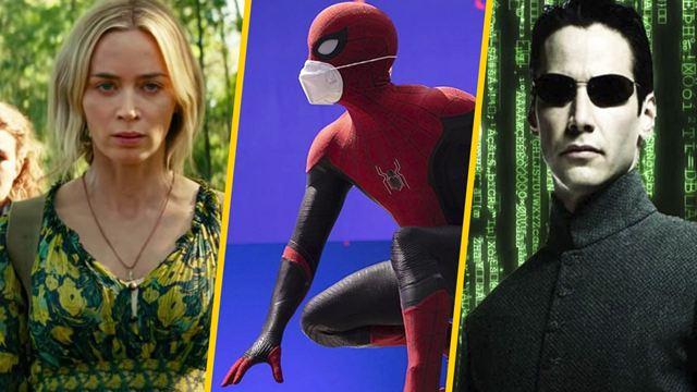 Las 40 películas más esperadas del 2021
