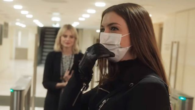 'Locked Down': De qué trata, fecha de estreno, tráiler y más sobre la película de Anne Hathaway durante el confinamiento