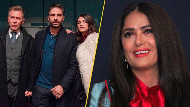 'Monarca': ¿Cuál es el papel de Salma Hayek en la serie de Netflix?