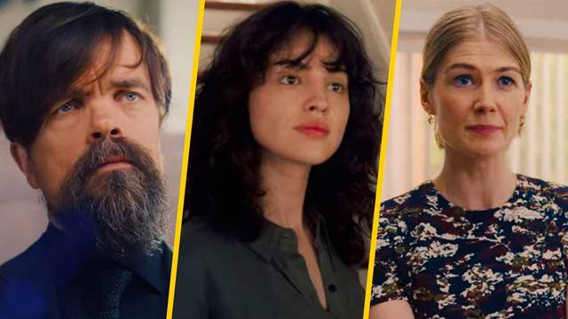 'Descuida, yo te cuido': El reparto de la película de Netflix con Eiza González