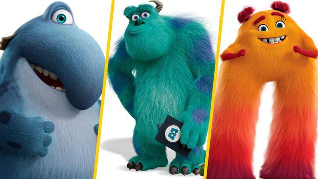 'Monsters at Work': Primeras imágenes de los nuevos personajes de la serie de Disney+