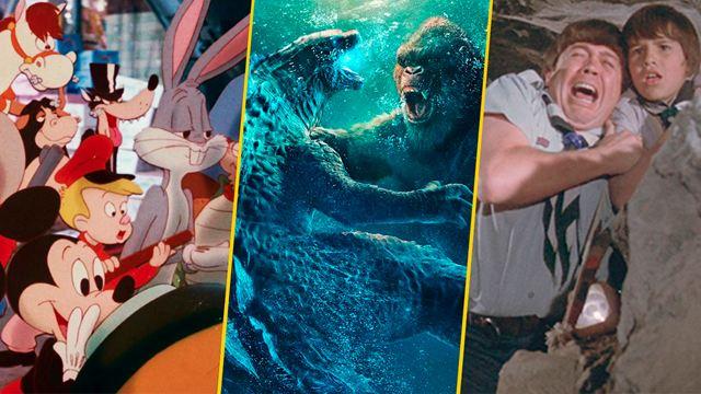 'Godzilla vs. Kong' y 10 de los crossovers más épicos entre franquicias