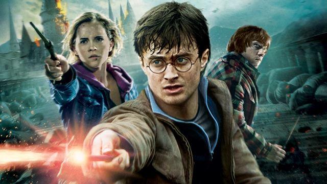 'Harry Potter': 20 imágenes detrás de cámaras para los verdaderos fanáticos de la película