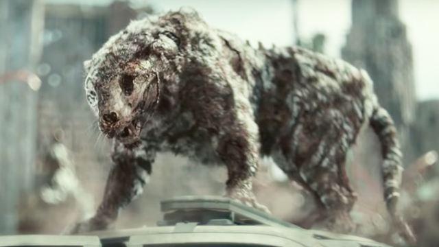 'Army of the Dead': La historia detrás del tigre zombie en la película de Zack Snyder para Netflix