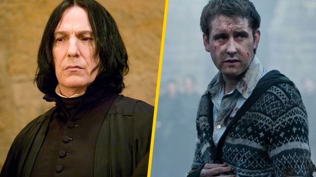 'Harry Potter': Matthew Lewis (Neville) comparte peculiar anécdota sobre Alan Rickman