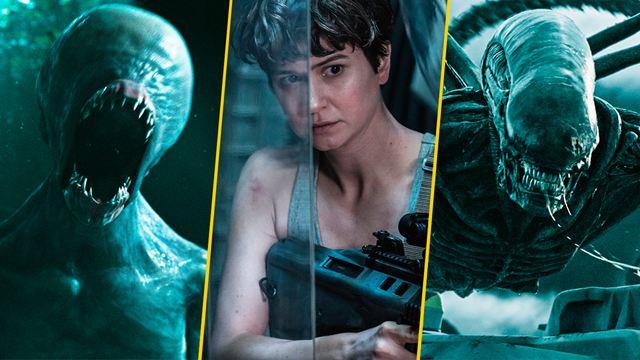 'Alien Covenant': 10 cosas que no sabías de la película de Ridley Scott