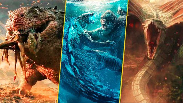 'Godzilla vs. Kong': Todos los titanes o monstruos que salen en la película