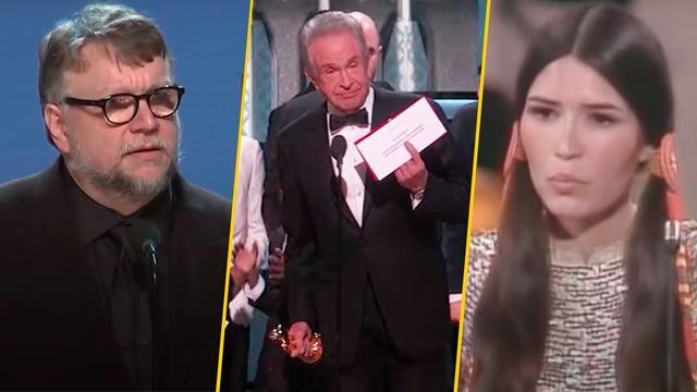 Oscar 2021: 10 momentos polémicos e inolvidables en la historia de la premiación