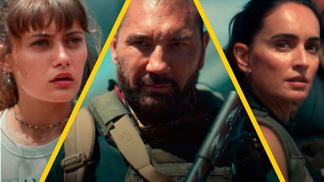 'El ejército de los muertos': ¿Quién es quién en el reparto de la película de Netflix?