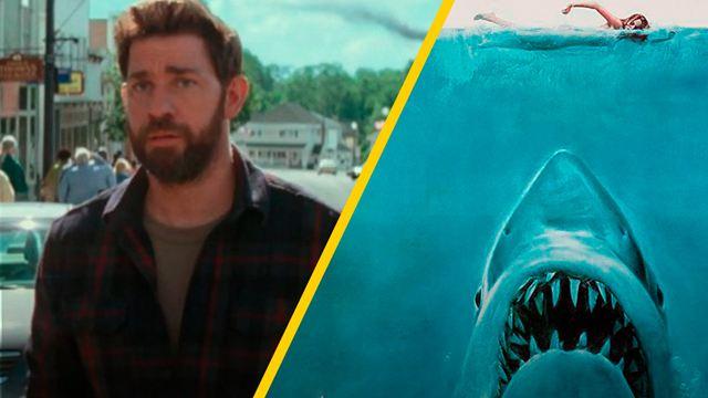 'Un lugar en silencio 2' y la conexión con 'Jaws' de Steven Spielberg