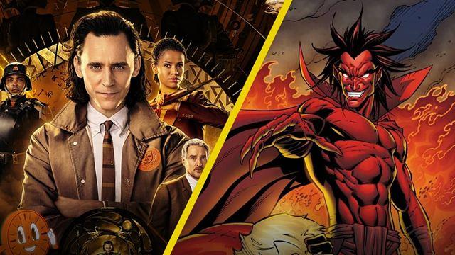 'Loki': Directora de la serie aclara la referencia a Mephisto en la serie de Disney+