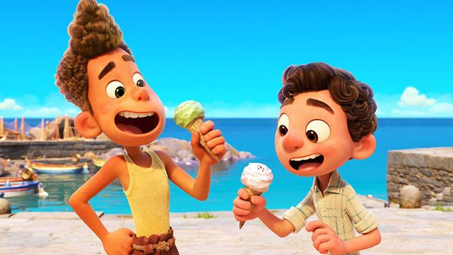 Luca': Omar Chaparro se une al elenco de doblaje a español latino de la  película de Disney+ - Noticias de cine - SensaCine.com.mx