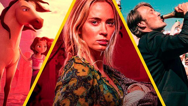 Películas de estreno en cartelera de Cinépolis y Cinemex a partir del 10 de junio