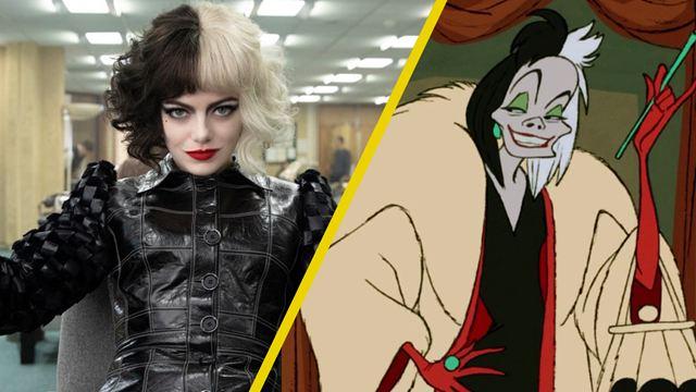 'Cruella': 10 referencias a '101 dálmatas: La noche de las narices frías'