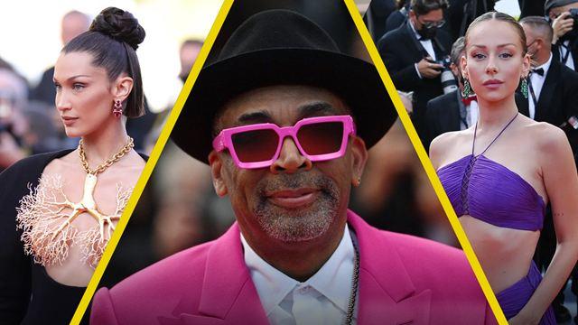 Cannes 2021: Los mejores atuendos en la alfombra roja del festival