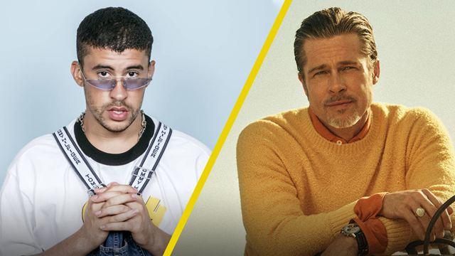 'Bullet Train': Brad Pitt y Bad Bunny intercambian golpes en un avance de la película