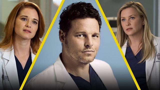 'Greys Anatomy': Alex Karev, April Kepner y otras salidas contradictoras de la serie
