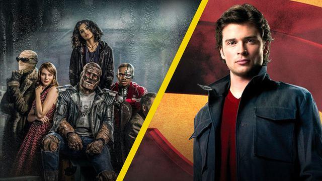 'Doom Patrol': El camino a seguir para las series de DC lejos del drama y la fórmula 'Smallville'