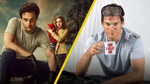 'You' y las similitudes que conectan a Joe Goldberg con 'Dexter'